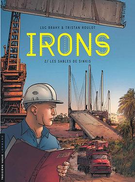 143  Irons 2 Le Sable de Sinkis