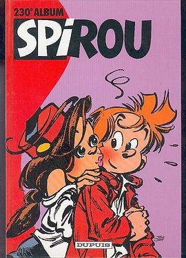 230 Journal de Spirou recueil