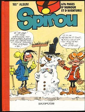 160 Journal de Spirou recueil