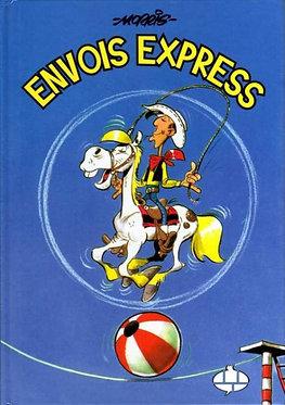 Morris Lucky Luke Envois Express Normal 2003 Phila BD