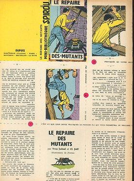 22 Le repère des mutantsPiroton