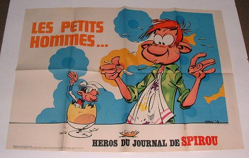 AC 1817   Petits hommes  Seron 1973