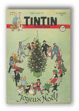 TINTIN 1949 n° 51