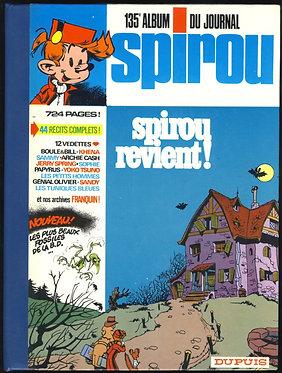 135 Journal de Spirou recueil