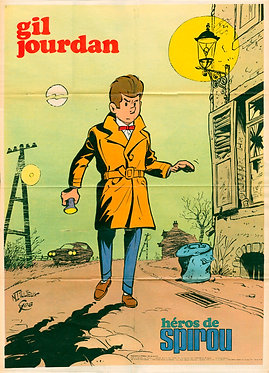 AC 1832   Gil Jourdan  Gos 1973