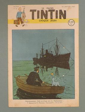 Tintin 1947 n° 3
