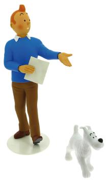 Tintin et Milou - Musée Imaginaire