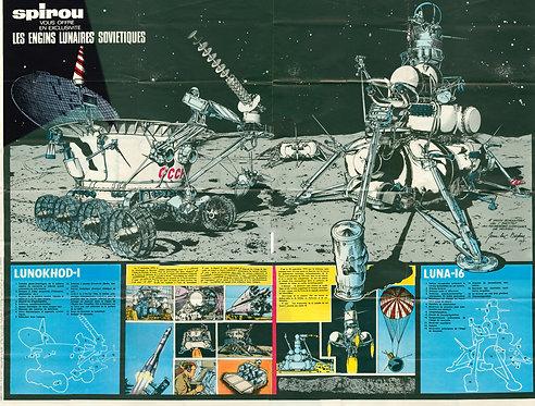 AC 1747   Engins lunaires soviétiques  ???? 1971