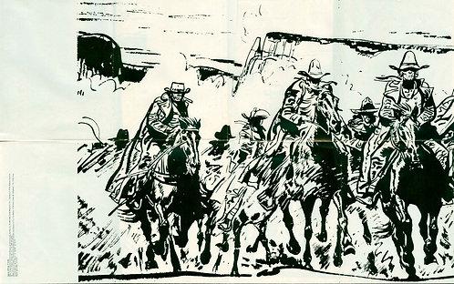 2476   Poster géant (2/2)  Jijé 1985