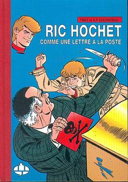 Tibet Ric Hochet Chick Bill Tete Beche 1998 LUXE Phila BD