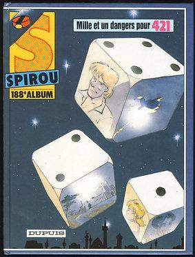 188 Journal de Spirou recueil