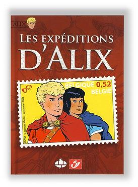 Martin Alix Les Expéditions d'Alix Phila BD