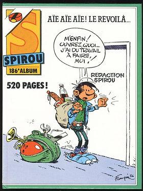186 Journal de Spirou recueil