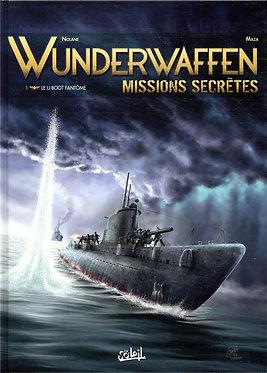 147  Wunderwaffen - Missions Secrètes 1 U-Boot Fantôme