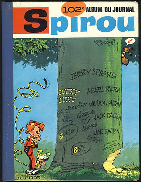 102 Journal de Spirou recueil