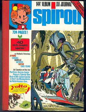 144 Journal de Spirou recueil