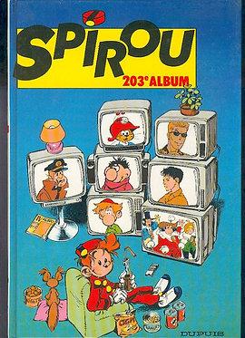203 Journal de Spirou recueil
