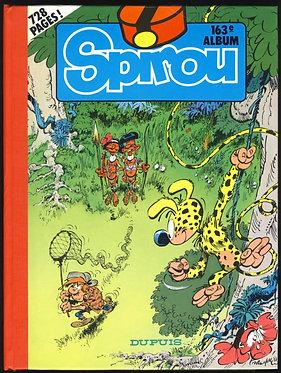 163 Journal de Spirou recueil