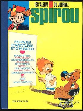 138 Journal de Spirou recueil