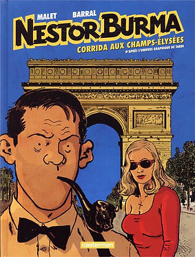 140  Nestor Burma 12 Corrida aux Champs-Elysées