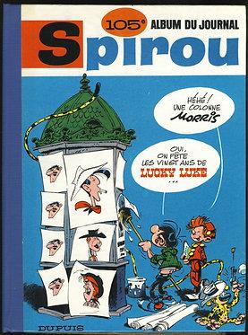 105 Journal de Spirou recueil