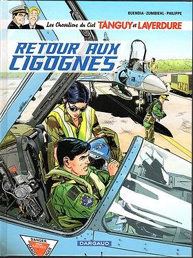 103  Tanguy & Laverdure (Nouvelles Aventures) 8 Retour aux cigognes