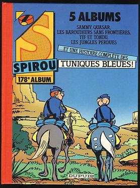 178 Journal de Spirou recueil