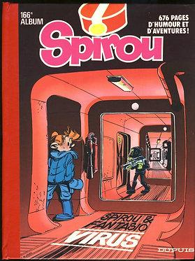 166 Journal de Spirou recueil