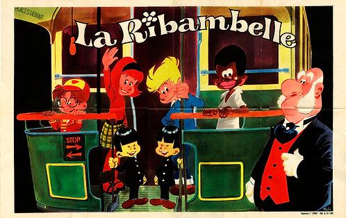 1605   Ribambelle  Roba 1969