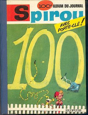 100 Journal de Spirou recueil