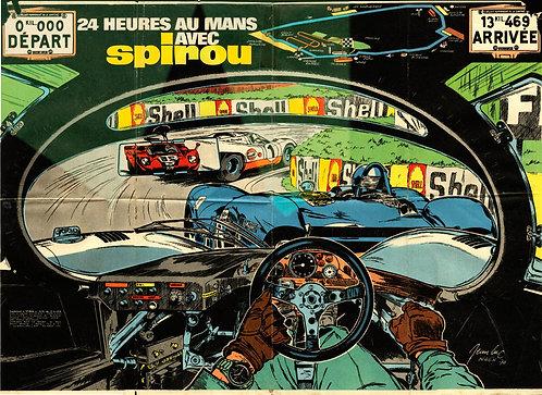 1678 Le Mans  Jidéhem 1970