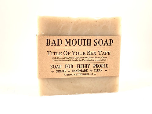 TITLE OF YOUR SEX TAPE