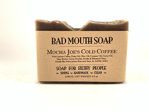 MOCHA JOE'S COLD COFFEE