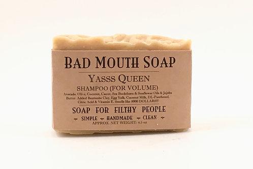 YASS QUEEN - SHAMPOO SOAP