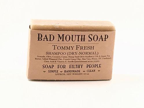 TOMMY FRESH - SHAMPOO SOAP