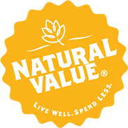 Natural Value - Live Well. Spend Less.