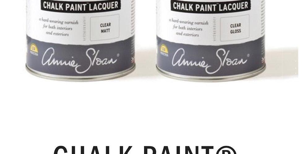 Chalk Paint Lacquer
