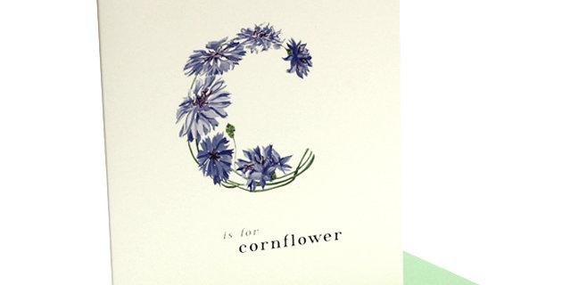 'c' Card