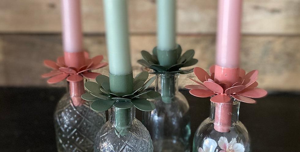 Flower Candle Vase