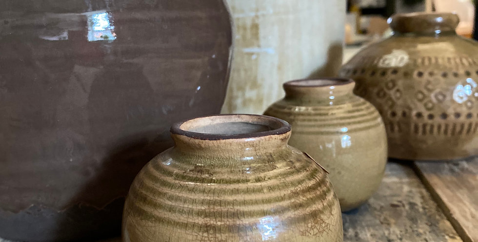 Mini Natural Vase