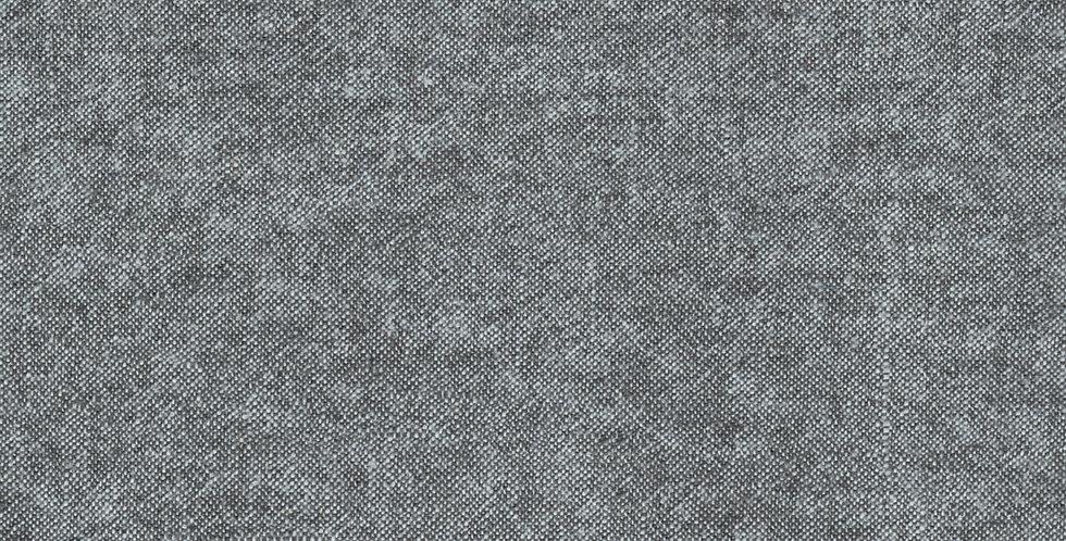 Cross Back Apron - PLUS SIZE - Graphite/Louis Blue