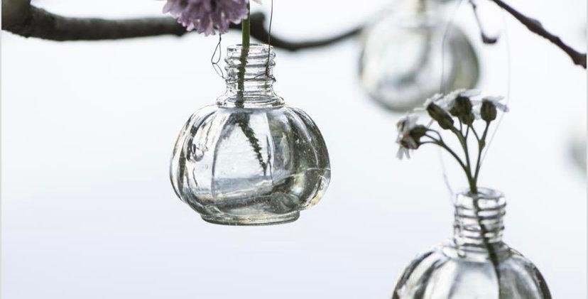 Mini Hanging Vase
