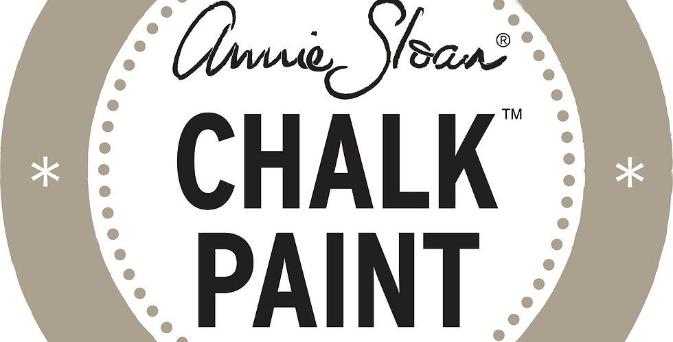 Annie Sloan Chalk Paint - Neutrals/Greys & Blacks - 120ml Project Pots