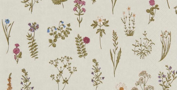 Napkin - Wild Flowers