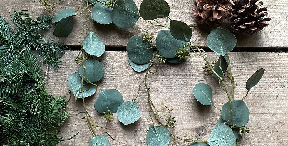 Berried Eucalyptus Garland