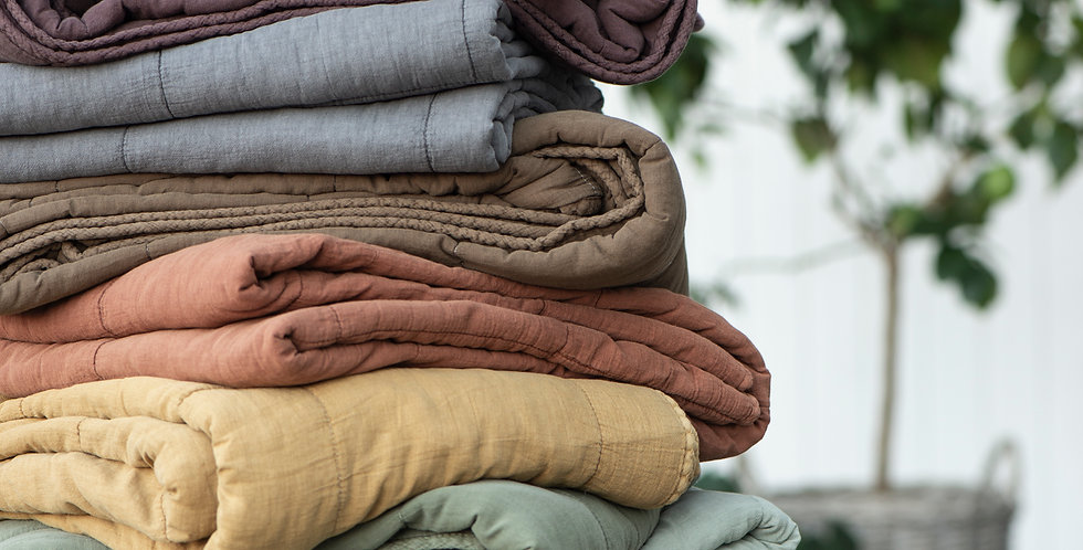 Chalky Cotton Quilts