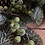 Thumbnail: Door Décor Decs - Faux Frosted Green Berries