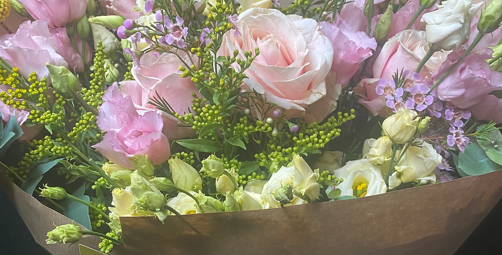 Mother's Day Rose Bouquet - No'6