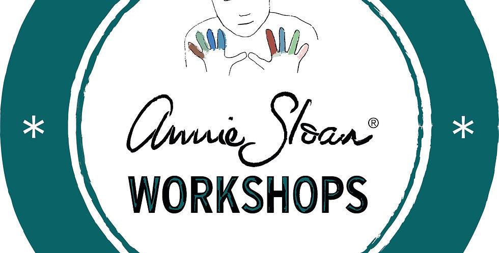 Annie Sloan Essentials Chalk Paint Workshop - 2nd October