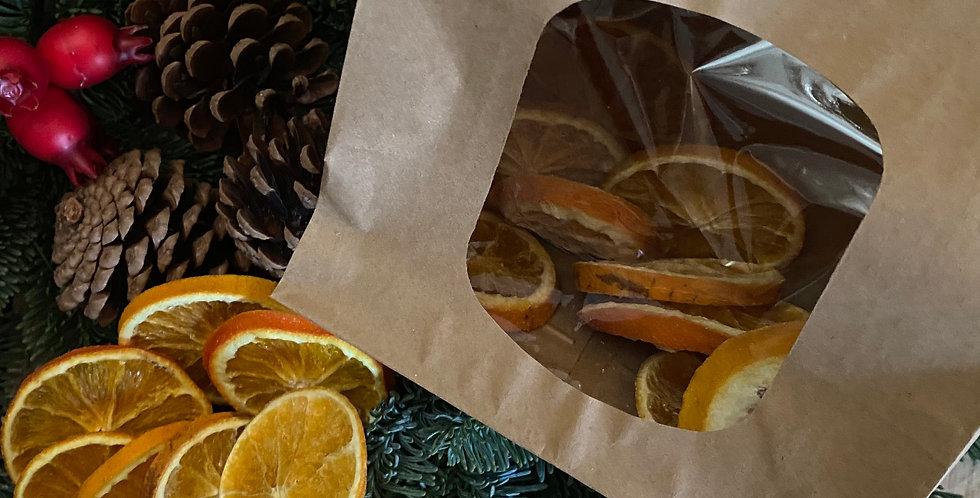 Door Décor Decs - Orange Slices